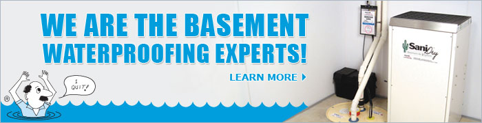 We are the Montana Basement Waterproofing Experts!